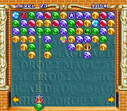 Play Magical Drop 2 Online