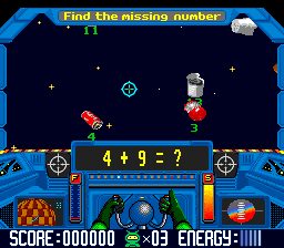 Play Math Blaster – Episode 1 Online