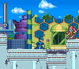 Play Mega Man VII Online