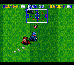 Play Megaman's Soccer Online