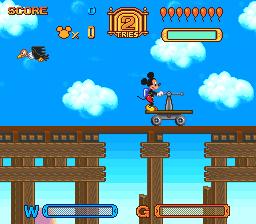 Play Mickey no Tokyo Disneyland Daibouken Online