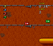 Play Micro Machines 2 – Turbo Tournament Online