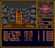 Play Might and Magic II Online