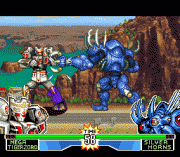 Play Mighty Morphin Power Rangers – Fighting Edition Online