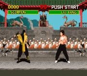 Play Mortal Kombat Online