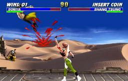 Play Mortal Kombat 3 Online