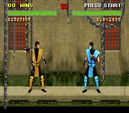 Play Mortal Kombat II Online