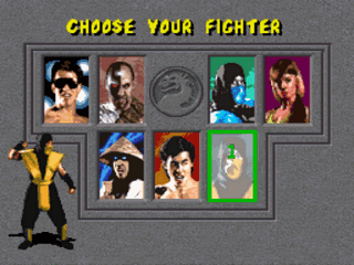 Play Mortal Kombat Turbo Online