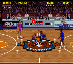 Play NBA Jam – Tournament Edition Online