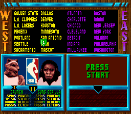 Play NBA Jam – Tournament Edition Roster Mod Online