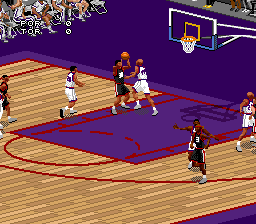 Play NBA Live '98 Online