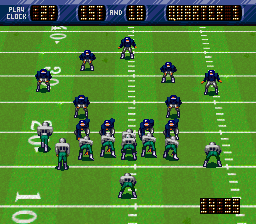 Play NFL Quarterback Club Online