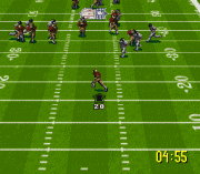 Play NFL Quarterback Club '96 Online
