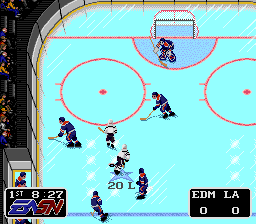 Play NHLPA Hockey '93 Online