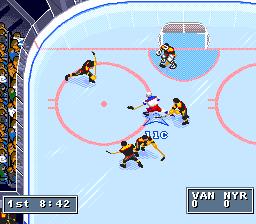 Play NHL '95 Online