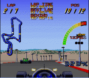 Play Nigel Mansell's World Championship Racing Online