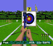 Play Olympic Summer Games 96 Online