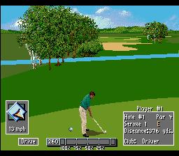 Play PGA Tour 96 Online