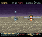 Play Phalanx – The Enforce Fighter A-144 Online