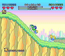 Play Pop'n Twinbee – Rainbow Bell Adventures Online