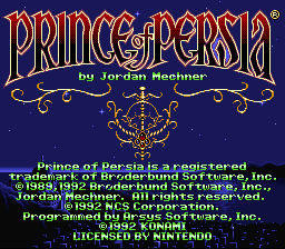 Play Prince of Persia – Miracles Don't Exist Online