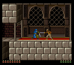 Play Prince of Persia – Remix III Online