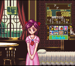 Play Princess Maker – Legend of Another World Online