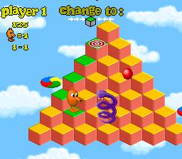 Play Q-bert 3 Online