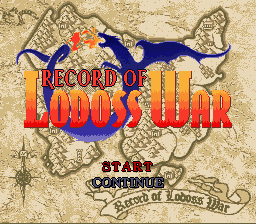 Play Record of Lodoss War (english translation) Online