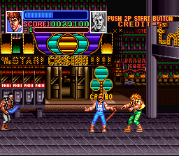 Play Return of Double Dragon Online