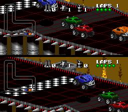 Play Rock N' Roll Racing Online
