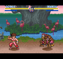 Play SD Hiryu no Ken Online