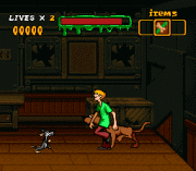 Play Scooby-Doo Mystery Online