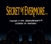 Play Secret of Evermore – Gameplay Balance Hack Online