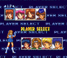 Play Seifuku Densetsu – Pretty Fighter Online