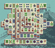 Play Shanghai II – Dragon's Eye Online