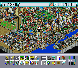 Play SimCity 2000 Online