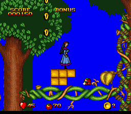 Play Snow White in Happily Ever After Online