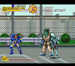 Play Sonic Blast Man II Online