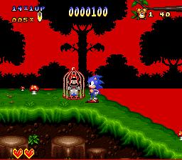 Play Sonic the Hedgehog – SNES Online