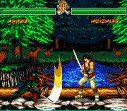 Play Soul Edge vs. Samurai Online
