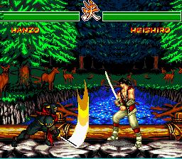 Play Soul Edge vs. Samurai Online