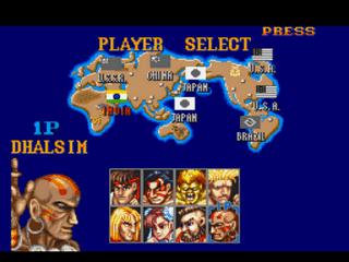 Play Street Fighter 2 Lightning Edition USA Online