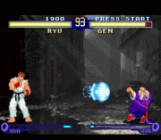 Play Street Fighter Alpha 2 Online