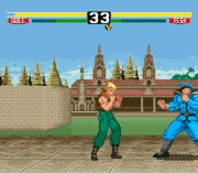 Play Street Fighter EX plus Alpha Online