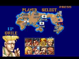 Play Street Fighter II Dragon Edition Japan Online
