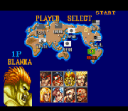 Play Street Fighter II Hype Modified Edition Online