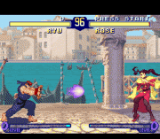 Play Street Fighter Zero 2 Online
