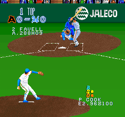 Play Super Bases Loaded Online