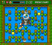 Play Super Bomberman 3 Online